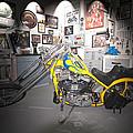 Harley Operating Room by Randall Branham