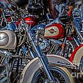 Harley Pair by Eleanor Abramson