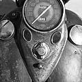 Harley Speedometer by Nick Kirby