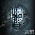 Harmagedon Blue-gray by Franziskus Pfleghart