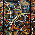 Harmony 7 by Michael Lang