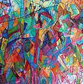 Harmony Despite Differences 1 by David Baruch Wolk