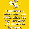 Harmony Yellow by Splendid Notion Series