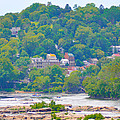 Harpers Ferry View by Bill Cannon