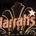 Harrahs - Las Vegas by Jon Berghoff