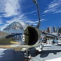 Harrier At Interpid Museum by Jaroslav Frank