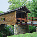 Harrisburg Covered Bridge by Phyllis Taylor