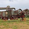 Harrison Threshing Machine by Trent Mallett