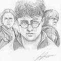 Harry And Friends by Lance James