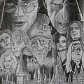 Harry Potter Montage by Mark Harris