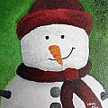 Harry The Snowman by Wendy May
