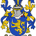 Hartigan Coat Of Arms Irish by Heraldry