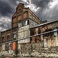 Hart's Mill by Wayne Sherriff