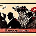 Harvard Scores 1905 by Benjamin Yeager
