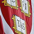 Harvard Veritas Banner by Jannis Werner