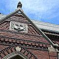 Harvard Veritas by Dave Hall