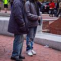 Harvard Watchers by Allan Morrison