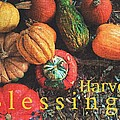 Harvest Blessings by Robert ONeil