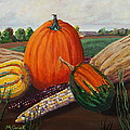 Harvest by Mary Anne Civiok