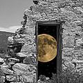 Harvest Moon Through The Magic Door by Greg Wells