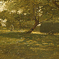 Harvest Scene by Winslow Homer