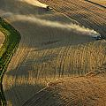 Harvest Time by Latah Trail Foundation