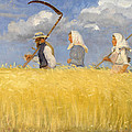Harvesters by Anna Ancher