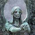 Haserot Weeping Angel by Dale Kincaid