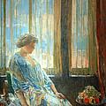 Hassam's The New York Window by Cora Wandel