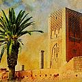 Hassan Tower by Catf