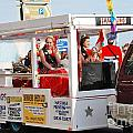 Hastings Carnival Queen by David Fowler