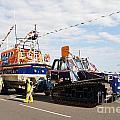 Hastings Lifeboat by David Fowler