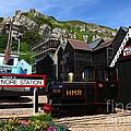 Hastings Miniature Railway  by James Brunker