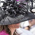 Hat At 2014 Kentucky Derby by John McGraw