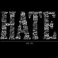 Hate Love by Robert  Adelman