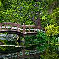 Hatley Bridge by Inge Johnsson