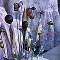 Hatpins  by Cathy Anderson
