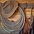 Hats And Chaps by Inge Johnsson