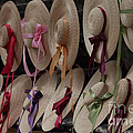 Hats In Colonial Williamsburg by Luv Photography