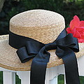 Hats Off To Summer by Angela Davies
