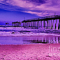 Hatteras Fishing Pier by Tony Cooper