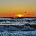 Hatteras Island Sunrise 1 11/03 by Mark Lemmon