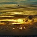 Hatteras Island Sunrise 3 9/10 by Mark Lemmon