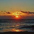Hatteras Island Sunrise 4 11/03 by Mark Lemmon