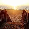 Hatteras Island Sunrise 6 8/23 by Mark Lemmon