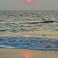 Hatteras Sunrise 5 8/8 by Mark Lemmon