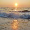 Hatteras Sunrise 9 8/6 by Mark Lemmon