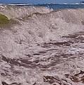 Hatteras Wave 1 7/21 by Mark Lemmon