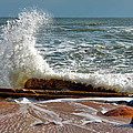 Hatteras Waves by Mary Almond
