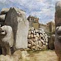 Hattusha The Hittite Capital by Catf